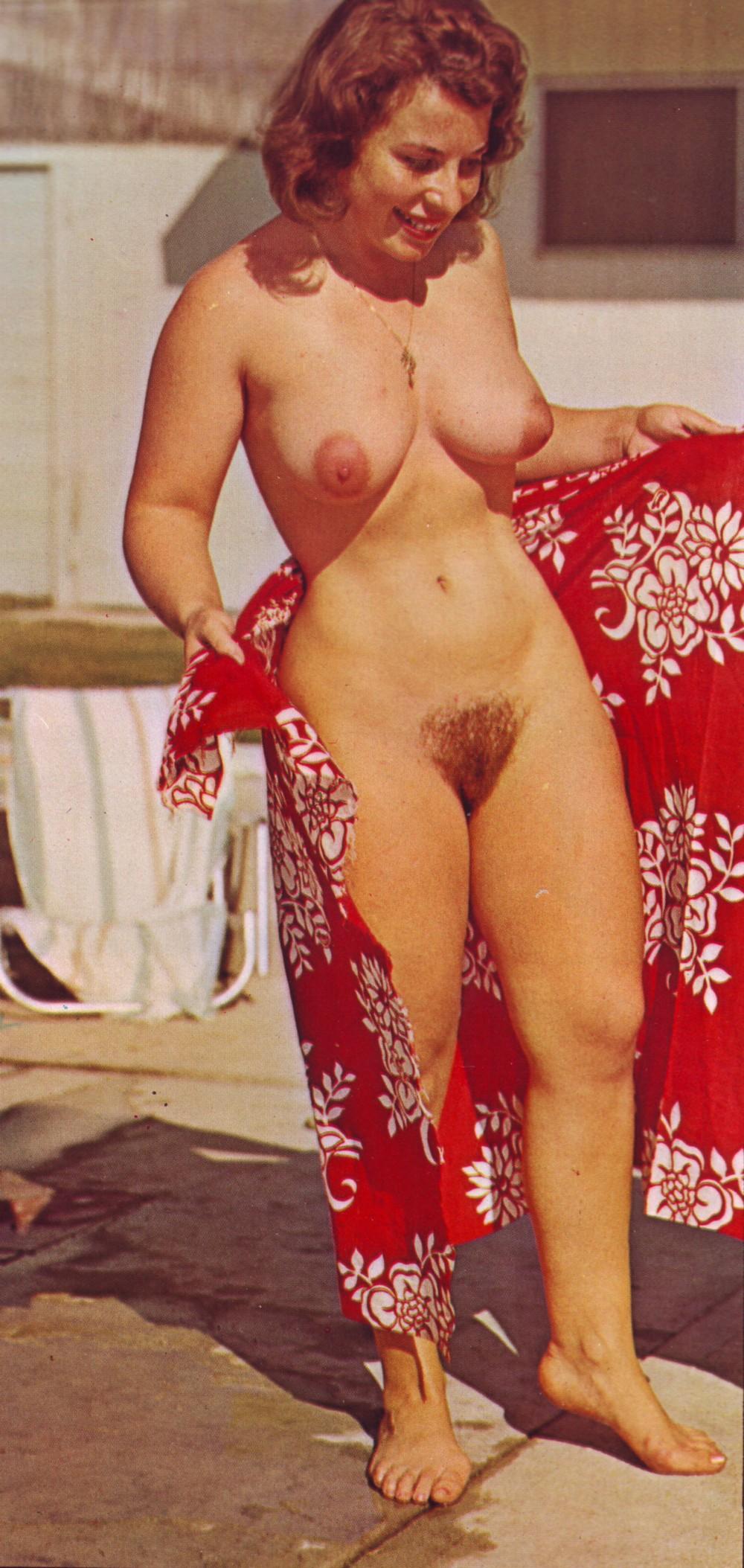 Retro nudist photos