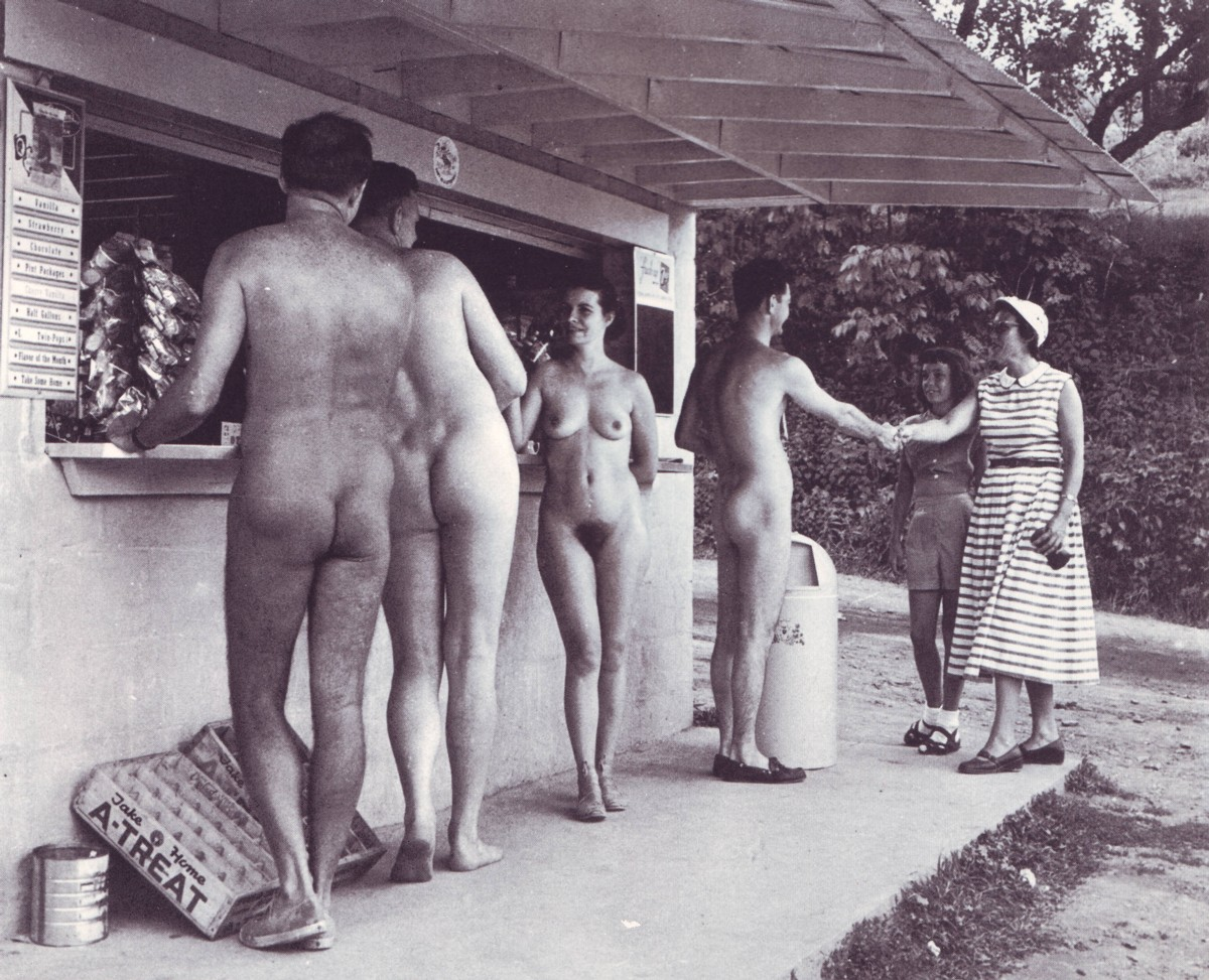 Vintage Nudist Picture 6