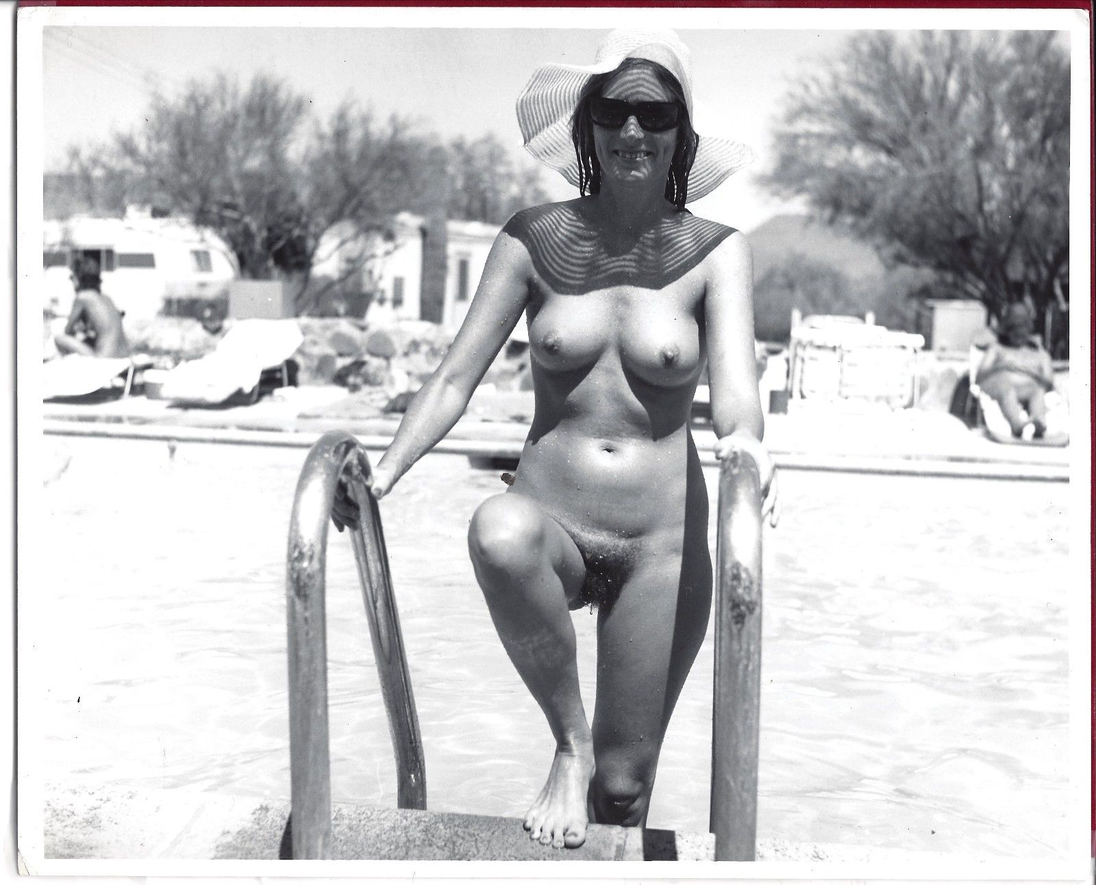 Vintage Nudist Picture 86