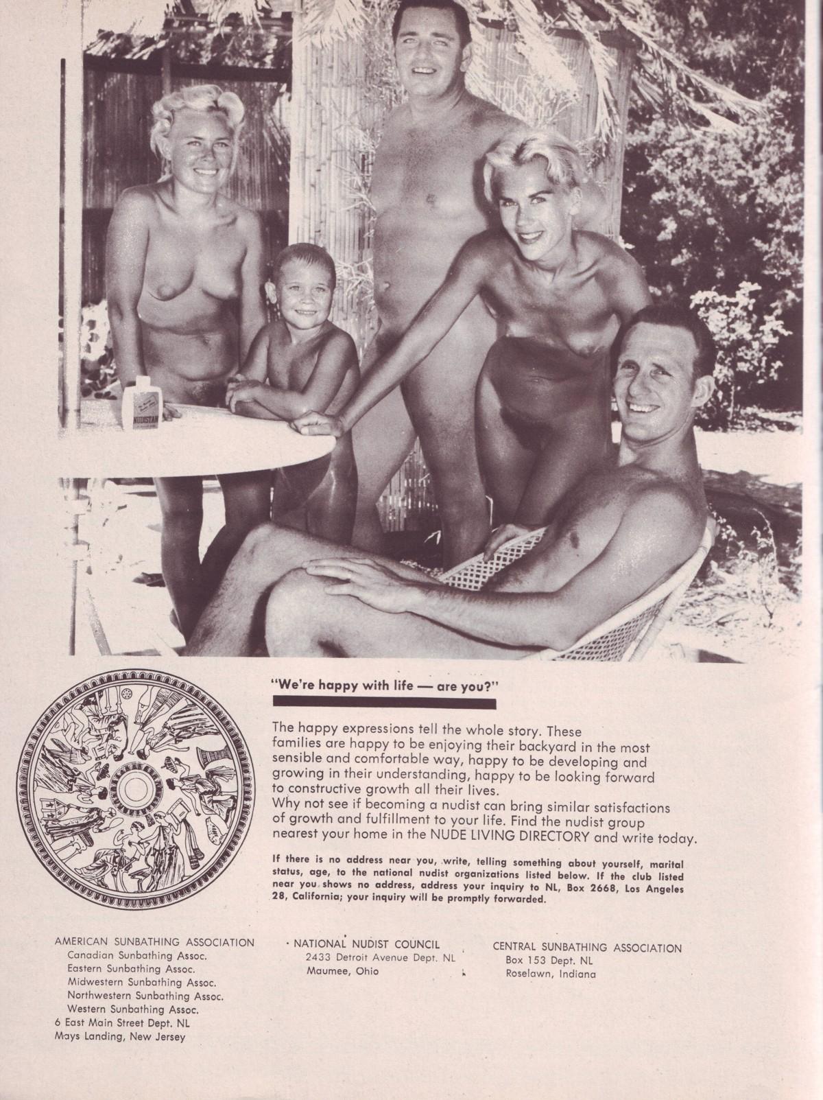 nudist living blog