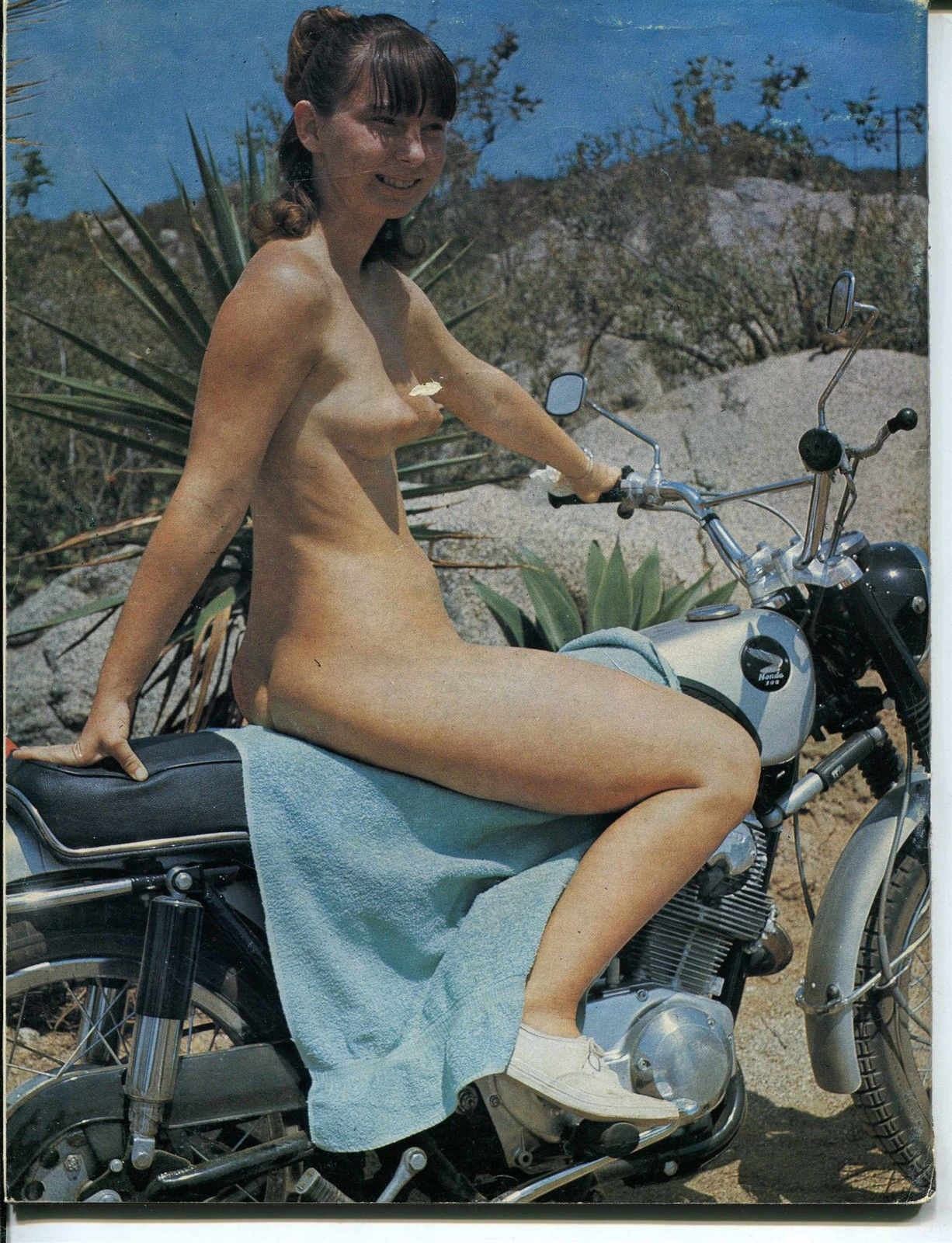 Vintage Nudist Picture 74