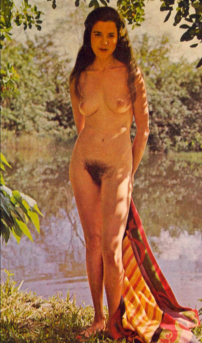 Retro nude photo