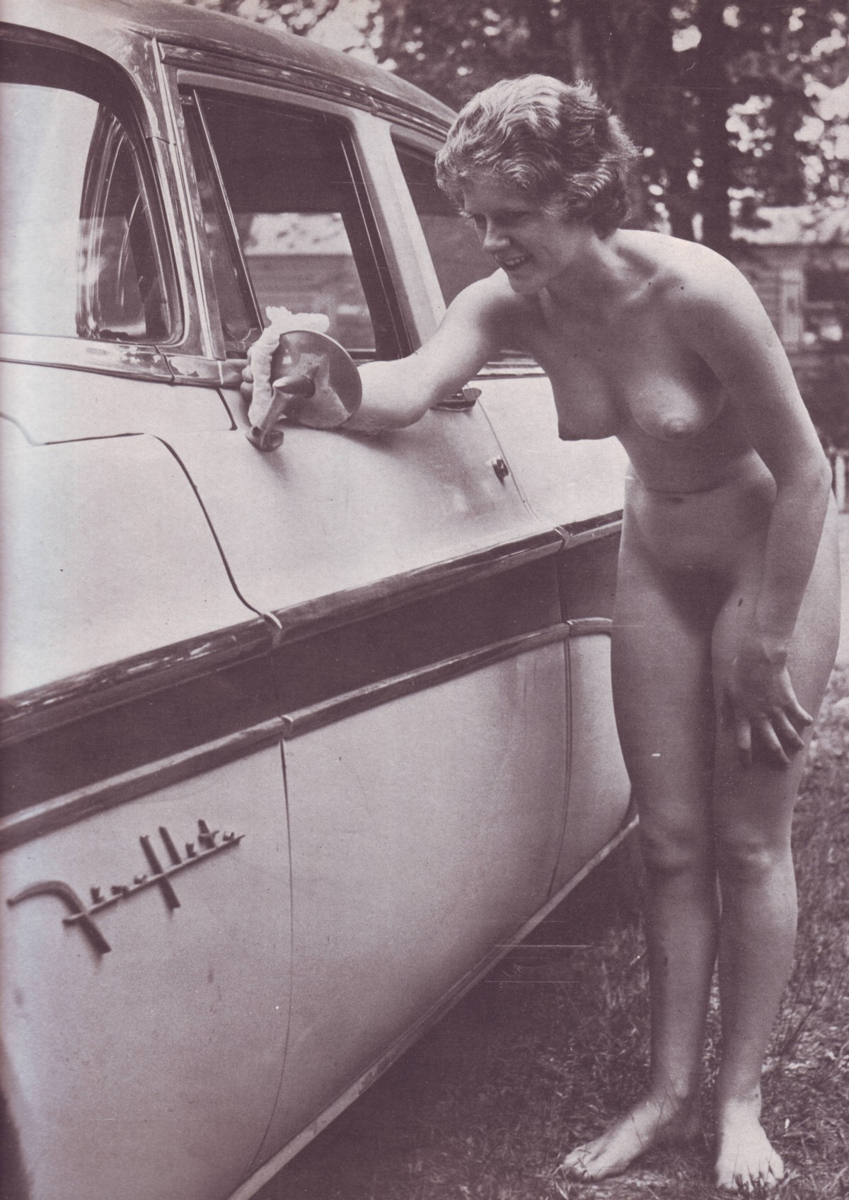 You tell Retro nudist magazine