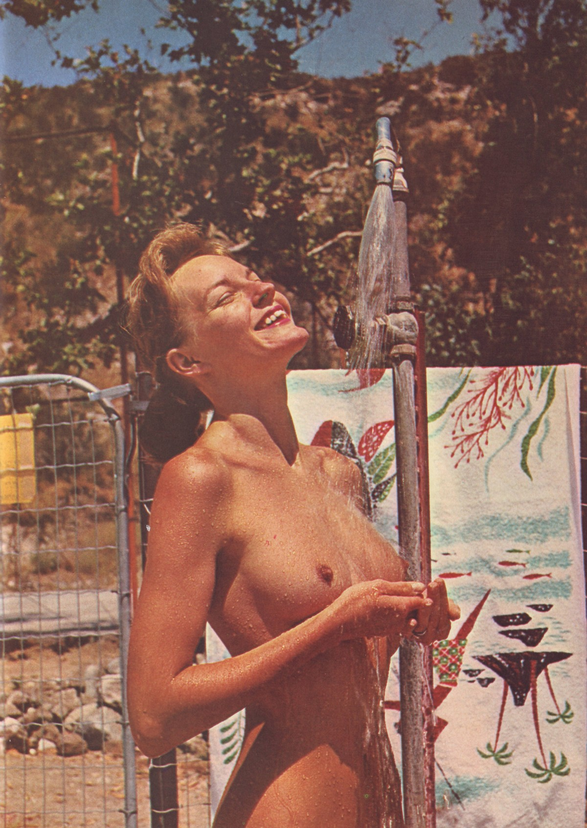 nude | Vintage Nudist Icons